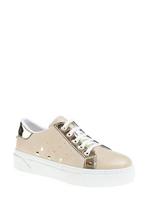 Derigo Sneaker Ayakkabı Bej